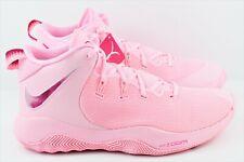 391c685b0e9 Nike Zoom Rev II TB Promo Mens Multi Size Basketball Shoes Pink Kay Yow  AJ7718