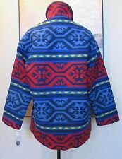 NWT Pendleton Knockabouts Coat Native Southwest Pattern S