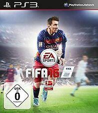 FIFA 16 - [PlayStation 3] von Electronic Arts | Game | Zustand gut