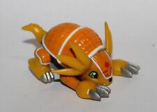 "1990's Bandai Digimon 3"" Armadillomon Mini Action Figure"