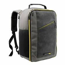Sturdy Hand Luggage/Under-seat Cabin Bag 40x20x25cm 20L Capacity Backpack Strap