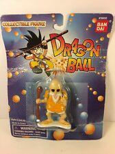 "RARE 1995 Bandai Dragon Ball Z Master Roshi 2 1/2"" figure #3800 Toy TV ANIME"