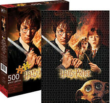 Harry Potter and the Chamber of Secrets Image 500 Piece Jigsaw Puzzle NEW SEALED