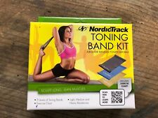 NordicTrack Toning Band Kit! 3 Resistance Bands In Each Kit!  Free Shipping!!!!!