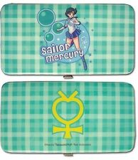 *NEW* Sailor Moon: Sailor Mercury Green Hinged Wallet by GE Animation