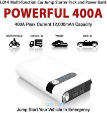 Portable Car Jump Starter 20000mAh 400A Peak Emergency Battery Booster Jumper