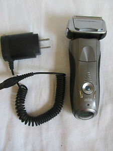 Braun Series 7 799cc-6 Wet & Dry Special Edition Electric Shaver with Charger
