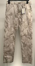 DOCKERS THE CLEAN KHAKI SLIM TAPERED FIT TROUSERS SIZE W31xL32, RRP £110