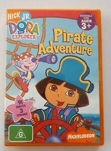 Dora the Explorer Pirate Adventure - Kids - PAL DVD Region 4