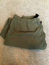 Boyscouts of America Green Xl Switchback Uniform Pant Cargo Zip Off