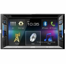 "JVC KW-V21BT CAR 6.2"" TOUCHSCREEN CD DVD STEREO W/ BLUETOOTH IPHONE IPOD CONTROL"