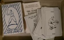 Vintage 1949 Big League Base Ball Card Game Mint in box State College PA