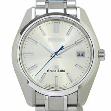 Grand Seiko SBGV005 Quartz Watch Stainless Box & Papers Brand New Store Buyout