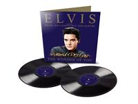 "Elvis Presley - The Wonder Of You: Elvis Presley & The Royal..(2 x 12"" VINYL LP)"