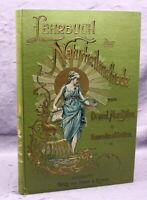 Böhm Lehrbuch der Naturheilmethode Krankheiten der Frauen 1899 Gynäkologie js
