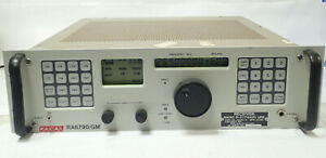 RACAL RA6790/GM R-2174A HF HAM RADIO RECEIVER, NARROW FILTER INSTALLED AS-IS