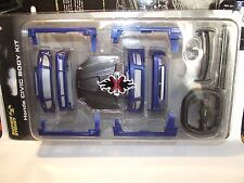 Xmods XMT014 Body Kit Blue For Honda Civic Original Packaging