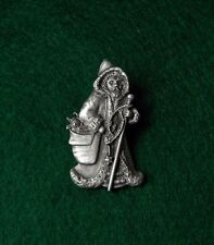 Vintage Camco Christmas PIN in PEWTER