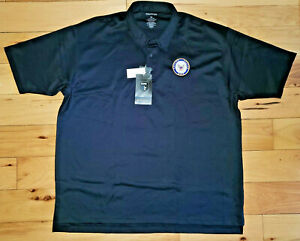 Mens Propper United States Navy Short Sleeve Polo Shirt Size 3XL New NWT