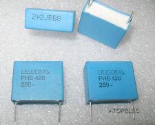 2pcs RIFA 2.2uF/250V 5% PHE426 MKP Film Capacitors Hi-Fi Audio