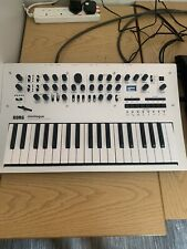 KORG minilogue - POLYPHONIC ANALOGUE SYNTHESIZER