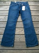 NWT LEVI'S 518 JUNIOR'S BOOT CUT STRETCH JEANS SZ: 11M ~ NICE JEANS