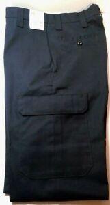 New Tactical Pants EMS EMT Men's 30 First Call Blue Horace Small Unhemmed HS2360