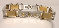 Stainless Steel Men Bracelet  Brand New Hot New Fashion
