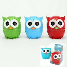 Kikkerland Kitchen Timer OWLET Little Owl 55 Minute in Blue, Red or Green New