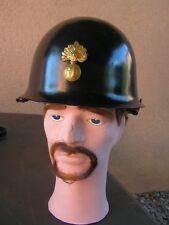 superbe casque gendarmerie    annees    68