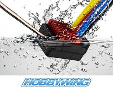 Hobbywing Quickrun 860 ESC Dual Motor Brushed Waterproof ESC 1/10 Car Truck