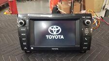 *NEW* Toyota 2013 2014 Sequoia Tundra 86107-0C021 OEM Navigation Radio E7044