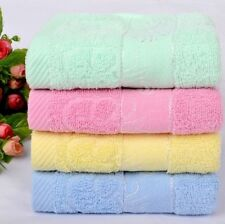 Soft Cotton Absorbent Towel Luxury Hand Bath Beach Face Sheet Towels Washcloth