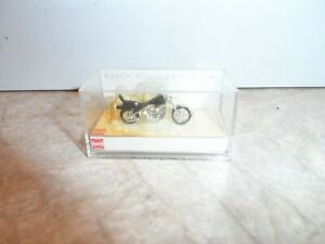 BUSCH HO SCALE MOTORCYCLE IN THE BOX