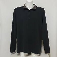 Columbia XCO Mens XL 1/4 Zip Pullover Long Sleeve Sweatshirt Sweater Jacket Gray