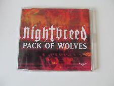 NIGHTBREED PACK OF WOLVES EP CD PENDULUM MATRIX REMIX DRUM N BASS RAM RECORDS DJ