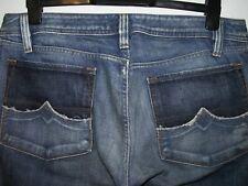 Diesel zaf bootcut jeans wash 00796 W34 L34 (a4393)