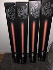 NEW Disney Parks Exclusive Star Wars Darth Vader Lightsaber W/Removable Blade
