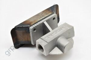 Remote Oil Filter Housing Bracket Rally Race