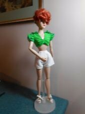 Flame Madra -  A Dressed Doll By Integrity
