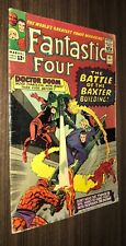 FANTASTIC FOUR #40 -- July 1965 -- Doctor Doom Cover -- VG+ Or Better