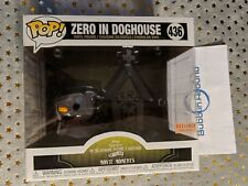 Zero In Doghouse Funko Pop Disney Nightmare Before Christmas Boxlunch Exclusive