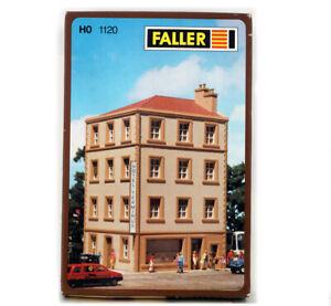 """FALLER 1120 HO H0 Hotel restaurant """" Terminus """""""