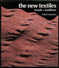 THE NEW TEXTILES Trends + Traditions Chloë Colchester HB 1991 fabric