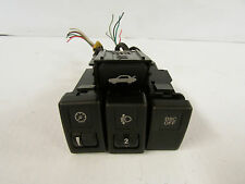 JDM 04-08 Mazda RX8 RX-8 SE3P DSC Light Dimmer Headlight Height Trunk Switch