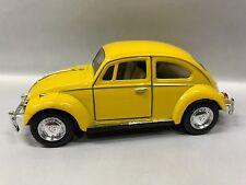 Volkswagen 67 Classic Beetle 1/32 scale KT.5057 Yellow