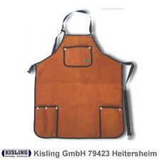 Kirschen Velour Leder-Werkstatt Schürze 3580
