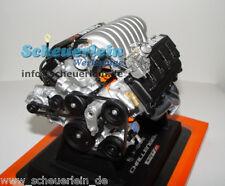 Modell Motor V8 Dodge Challenger SRT-8 /Motormodell Standmodell Figur Engine #33