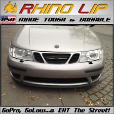 Saab 900 Cabriolet 9000 9 2x 9 X Biohybrid Rubber Lower Bumper Spoiler Chin Lip Fits Saturn Aura