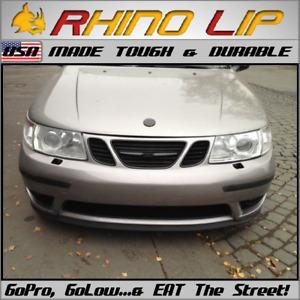 SAAB 900 Cabriolet 9000 9-2X 9-X Biohybrid Rubber Lower Bumper Spoiler Chin Lip